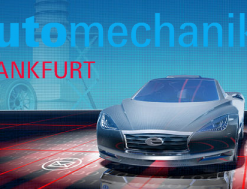 AutoMechanika September 11-14th Frankfurt, Germany with Createx
