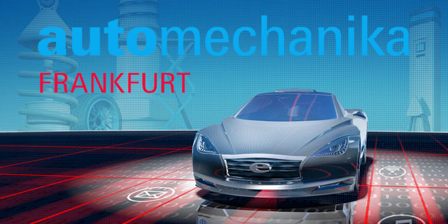 AutoMechanika September 11-14th Frankfurt, Germany with Createx
